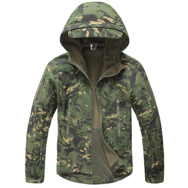Top Quality Men's Lurker Shark Soft Shell Military Tactical Jacket Army Coat