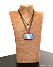 Load image into Gallery viewer, Lava Necklace (one of a kind)
