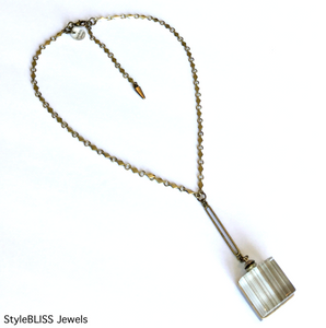 Baha Lariat Necklace