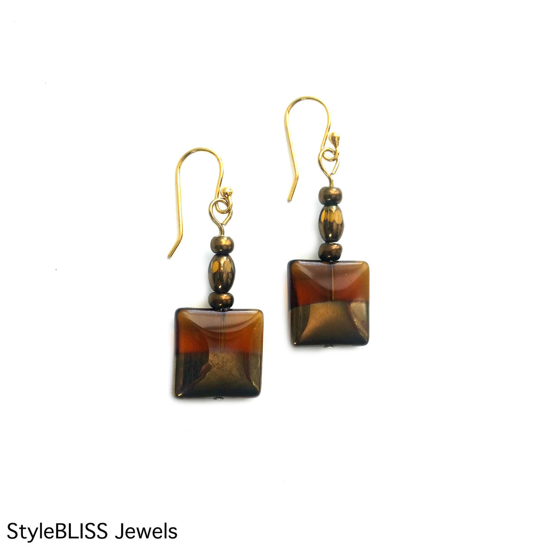 Arise Earrings