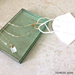 Epiphany Necklace + Mask Accessory