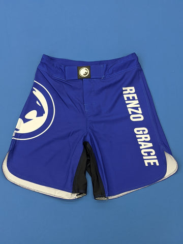 FUJI Blue Fight Shorts