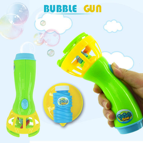 Funny Magic Bubble Blower Toy