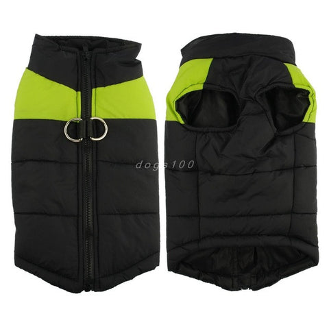Waterproof Pet Dog Puppy Vest Jacke