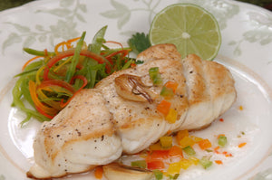 Case of Grouper Filets