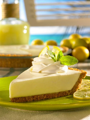 Whole Key Lime Pie
