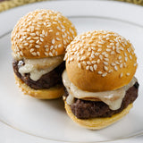 Kobe Mushroom & Swiss Sliders (40 Count)