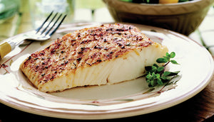 Case of Halibut Filets