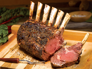 Standing Bone in Prime Rib Roast