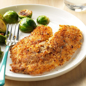Case of Pecan Crusted Tilapia Filets