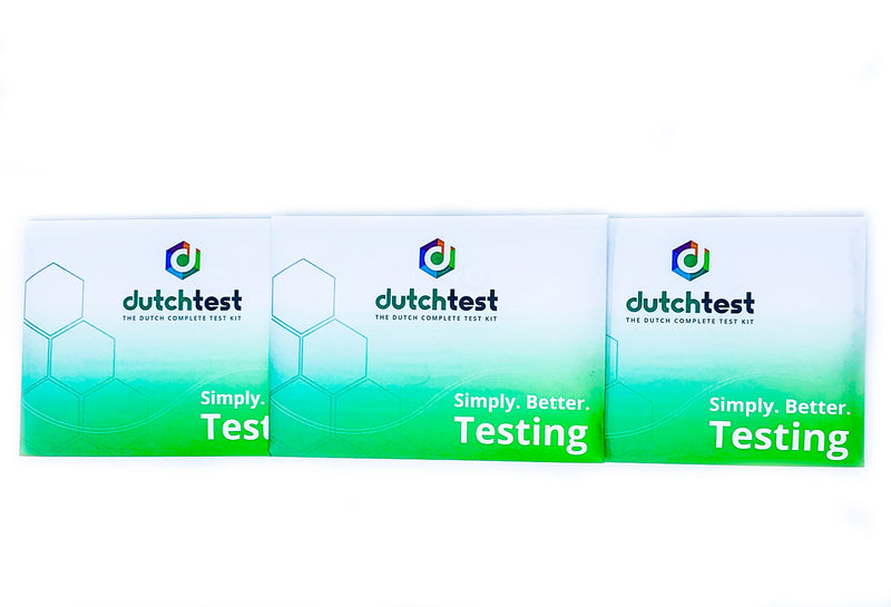 Dutch Complete Hormone + Adrenal Lab Testing