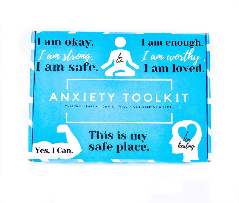 Create-Your-Own Anxiety Toolkit