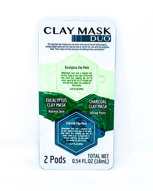 Spa Day Face Mask (set of 2)