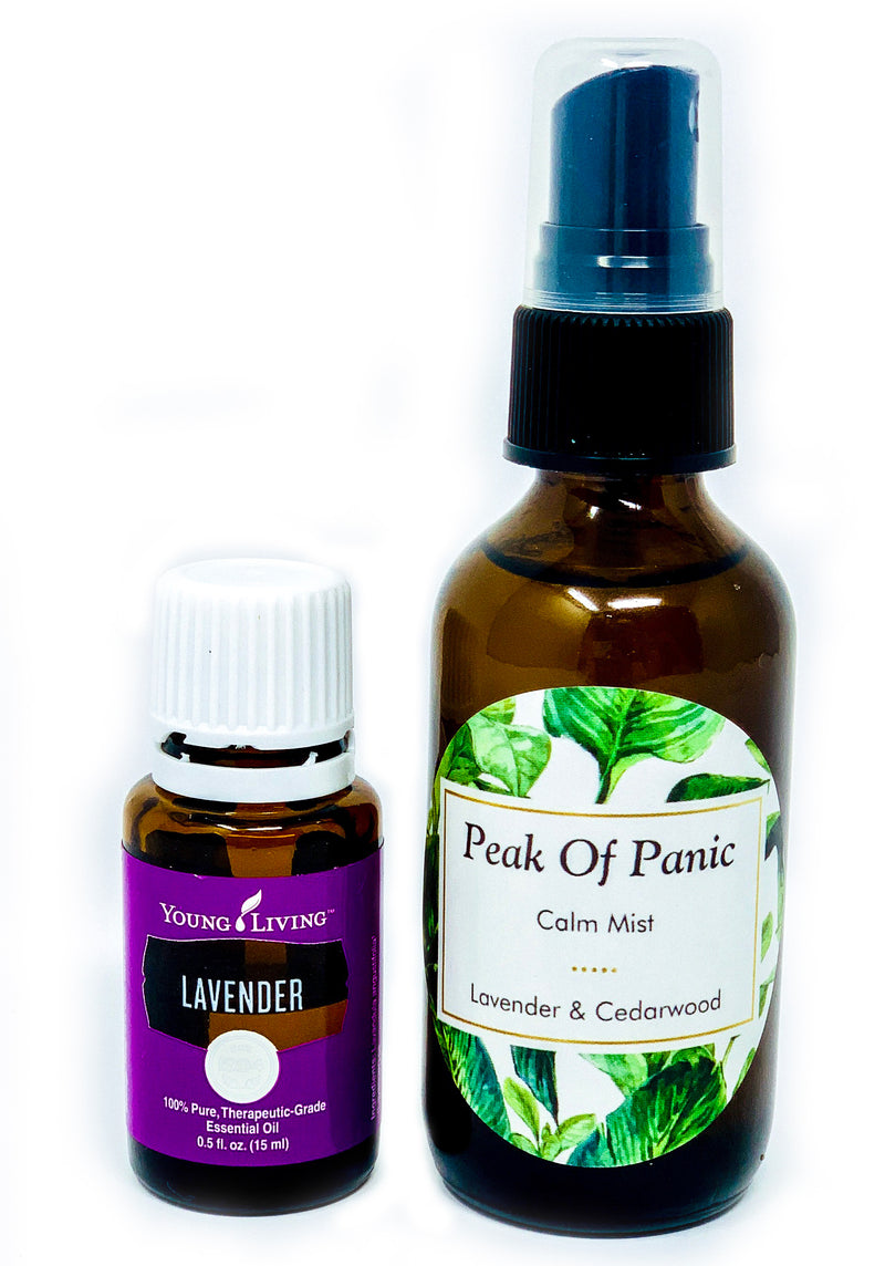 Pillow Mist + Young Living Essential Oils