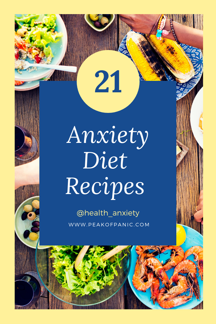 Anti-Anxiety Recipe Book