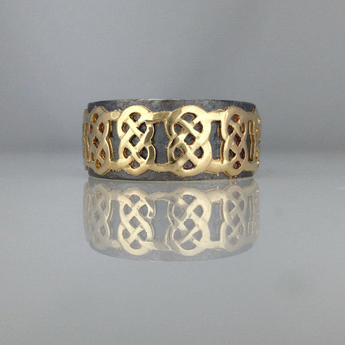 Celtic Love Ring