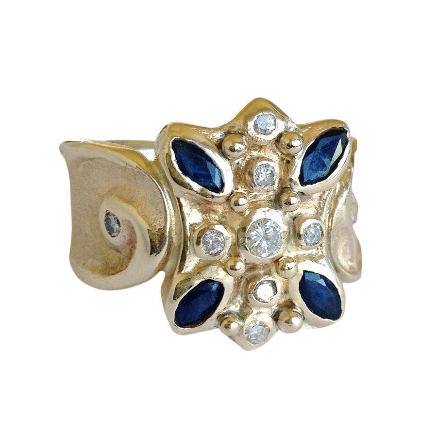 Vintage Jewellery Redesign - Royal Ancient Ring