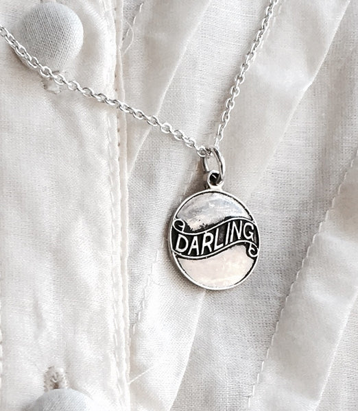 Darling Necklace Sterling