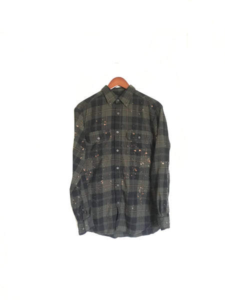 Salem 1692 Flannel Shirt