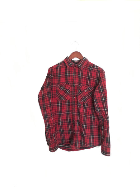 Gryffindor Quidditich Shirt in Flannel
