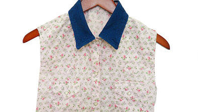 country chic floral shirt