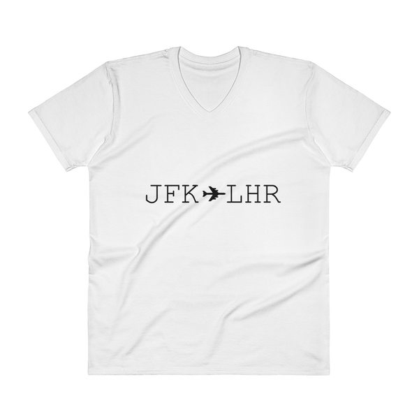 JFK to LHR T-Shirt