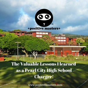 The valuable lessons I learned as a Pearl City High School Charger!