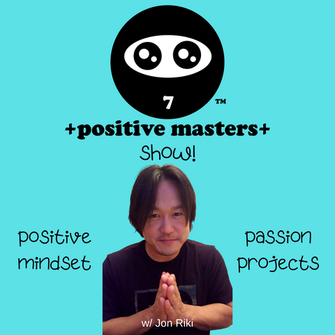"Here's a clip about the meaning of mindfulness from Episode 3 of the Positive Masters Show on ""7 Ways to Practice Mindfulness."""