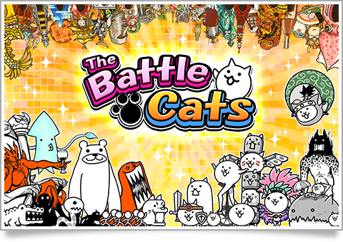 The Battle Cats, a video game by Ponos Corporation