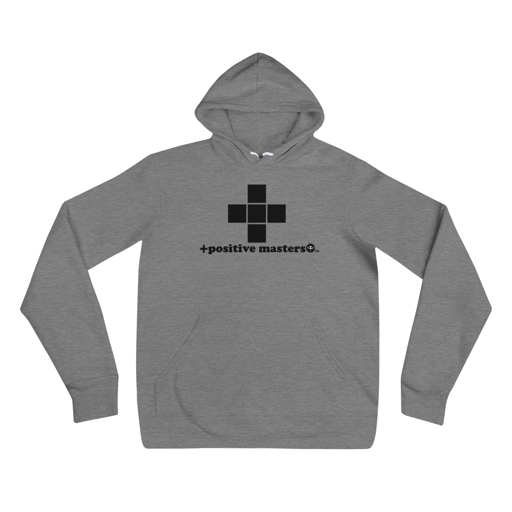 Plus Sign Logo Unisex Hoodies