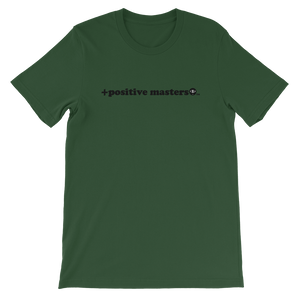 Positive Masters 2nd Logo Unisex T-Shirts