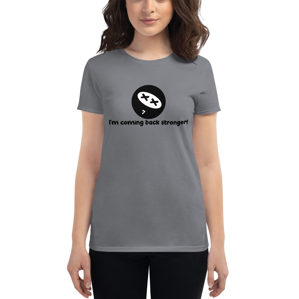 Resilience Mantra Women's Fit T-Shirts