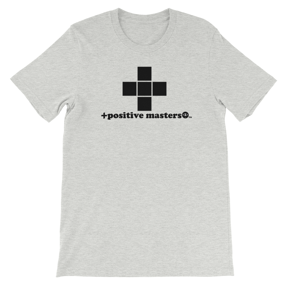 Plus Sign Logo Unisex T-Shirts