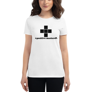 Plus Sign Logo Women's Fit T-Shirts