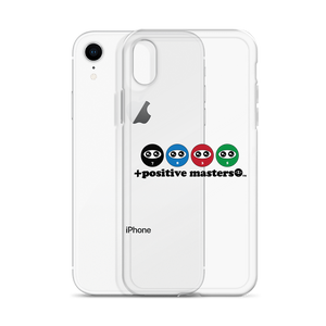 Entourage Logo Apple iPhone Cases (Black Font)