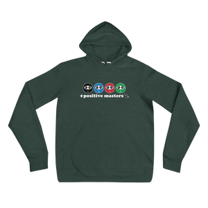 Entourage Logo Dark Unisex Hoodies