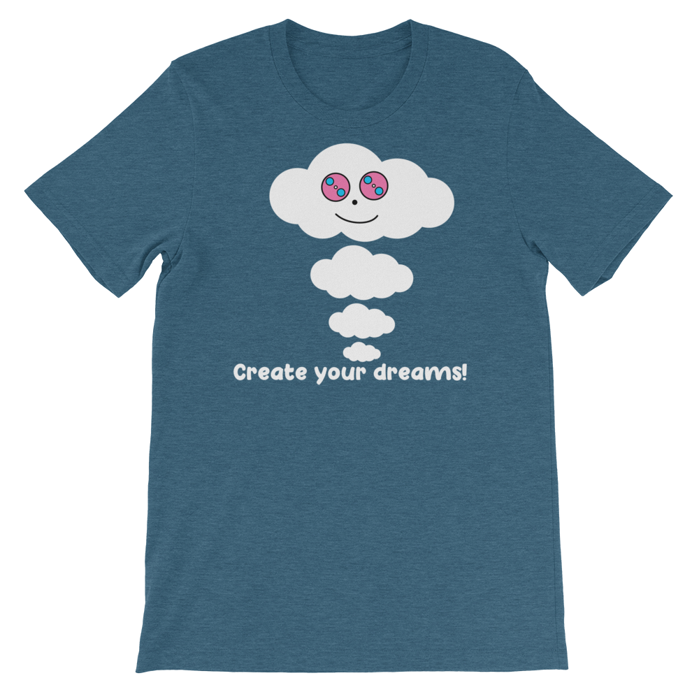 Dream Cloud Mantra Dark Unisex T-Shirts