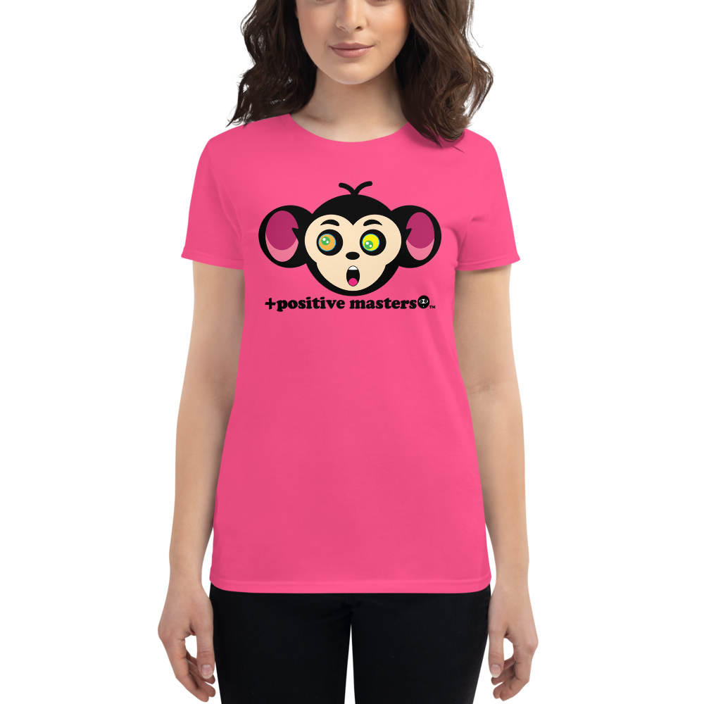 Monkey Mind Logo Women's Fit T-Shirts