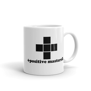 Plus Sign Logo Mugs