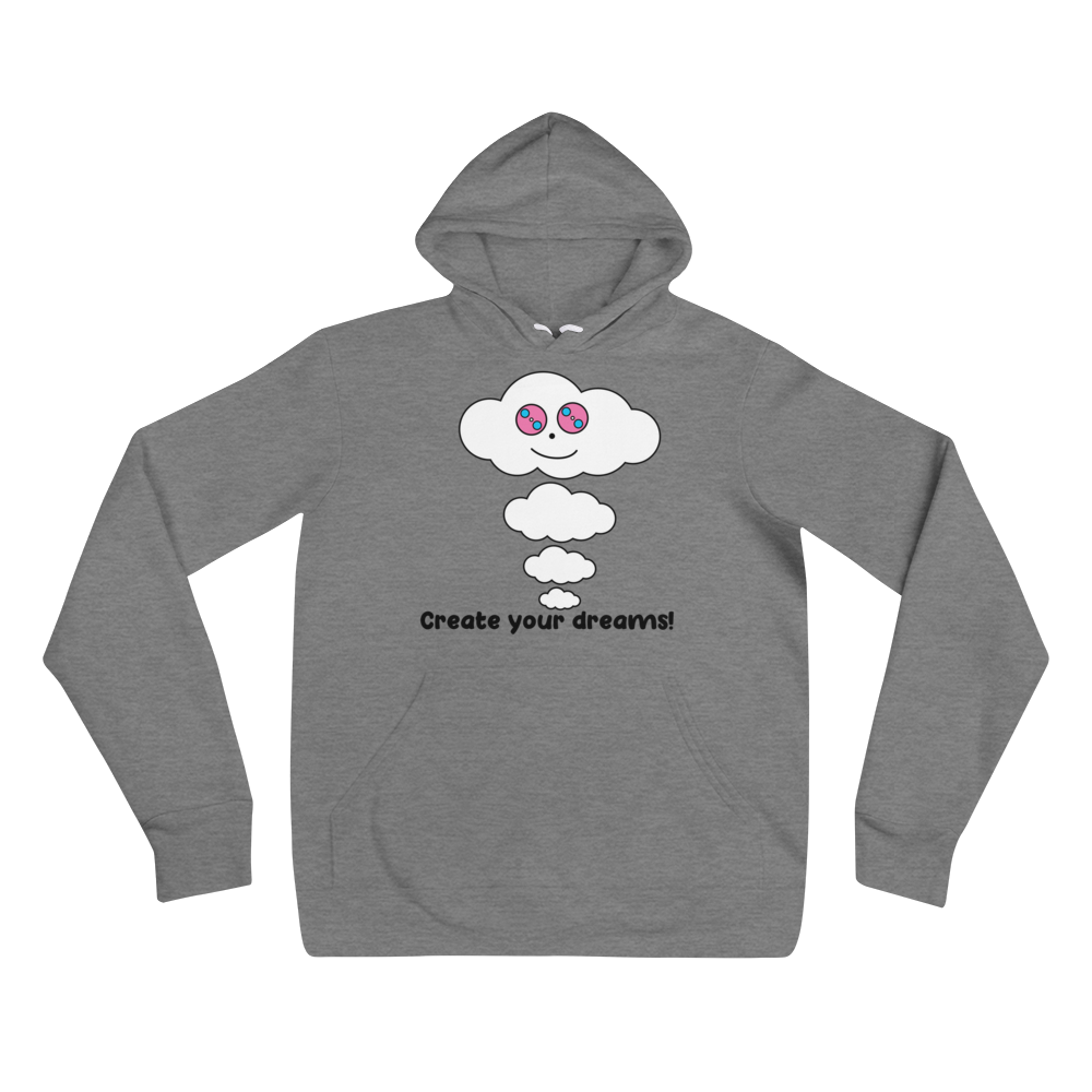 Dream Cloud Mantra Unisex Hoodies