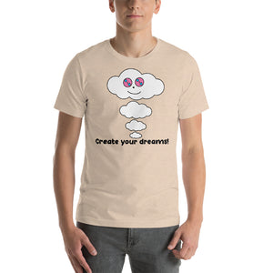Dream Cloud Mantra Unisex T-Shirts
