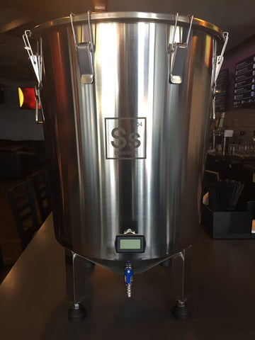 14 Gallon SS Brewtech Brew Bucket Brewmaster Edition