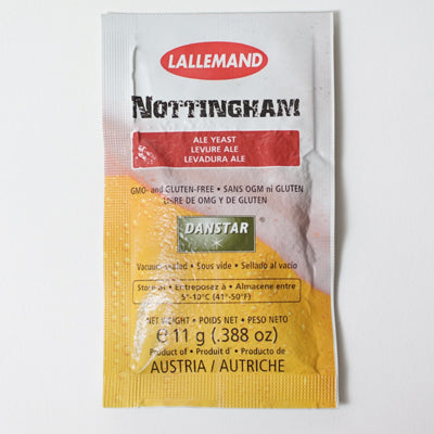Lallemand Nottingham Yeast, 11 g