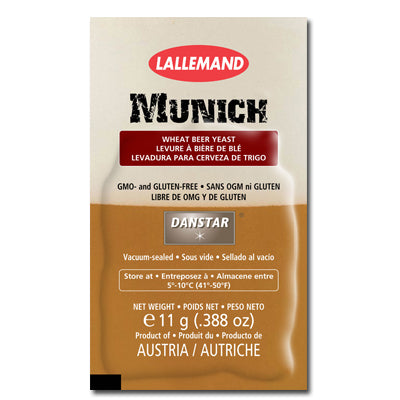 Munich Wheat Beer Yeast, 11 g