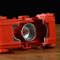 29 mm Bottle Cap Bell Housing