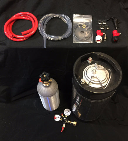 Kegging Kit - 5 gallon
