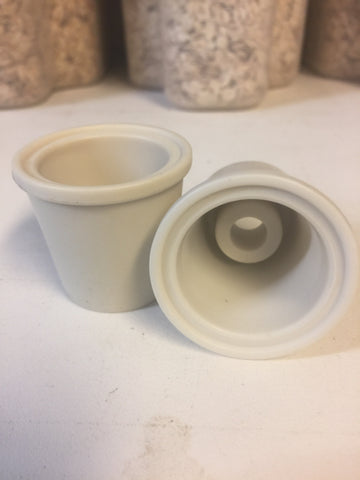 Drilled Universal Stopper - Small