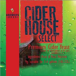 Brewers Best Cider House Select Yeast