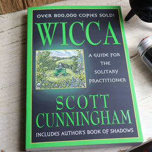 Wicca - Guide For Solitary Practitioner