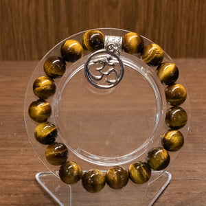 Handmade Tiger Eye Bracelet